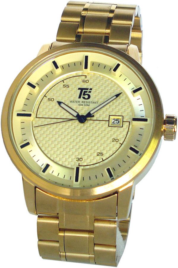 Zegarek sportowy T5 H3556G-GGG Zegarek Męski