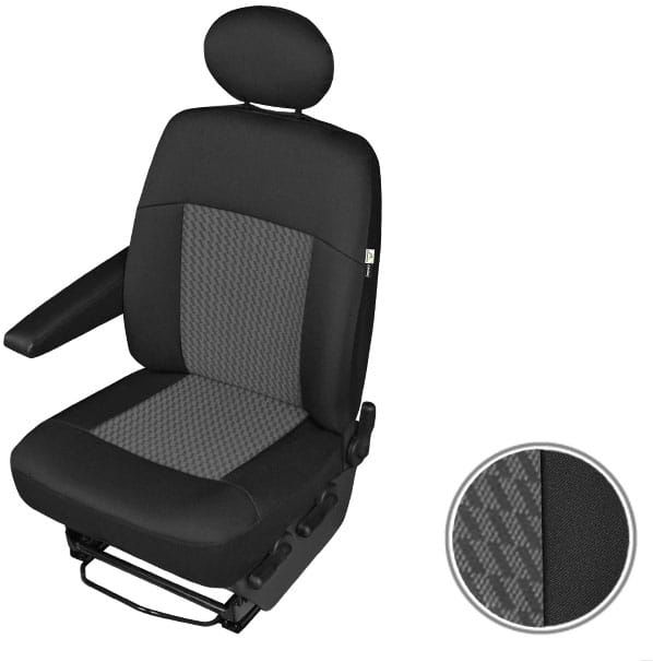 Pokrowiec na przedni fotel Perun DV1 L
