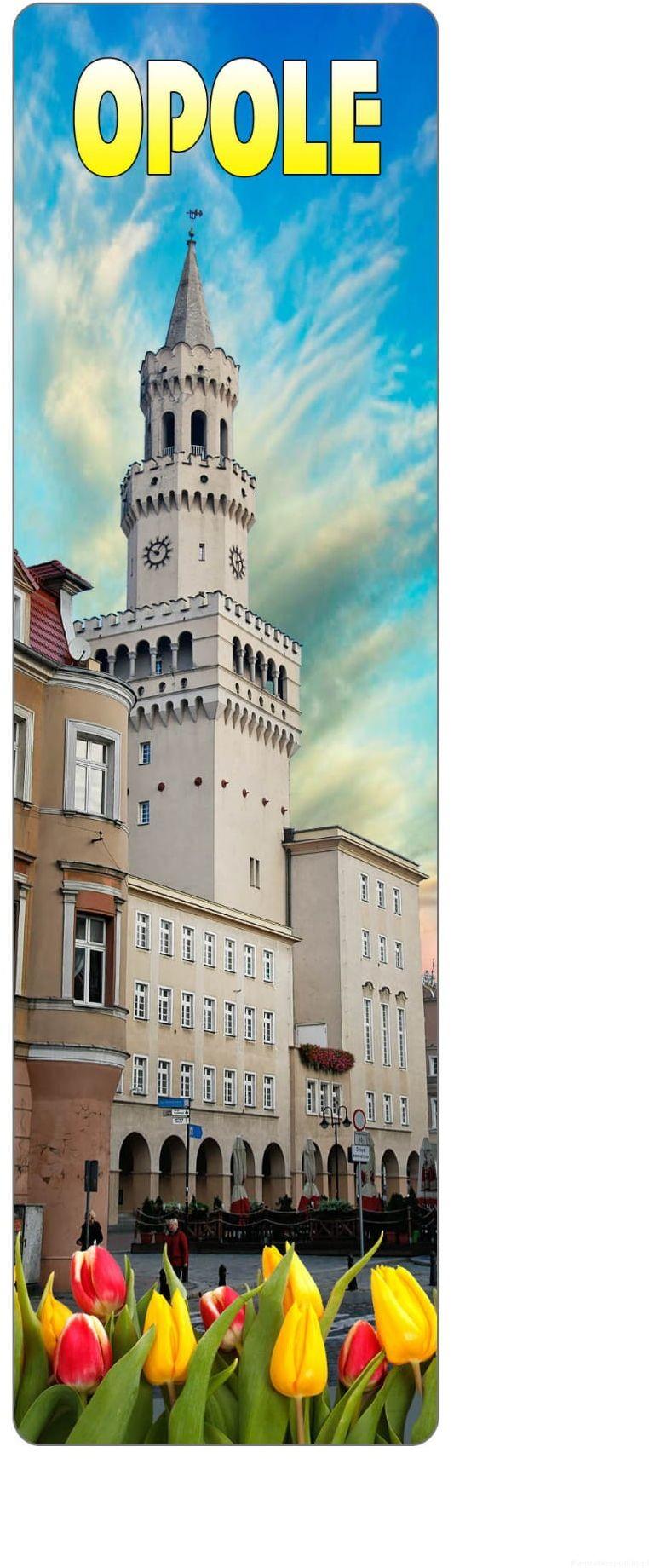 Zakładka do książki 2D - Opole