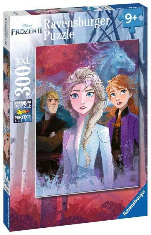 Ravensburger - Puzzle Disney Frozen 2 300 elem. XXL 128662
