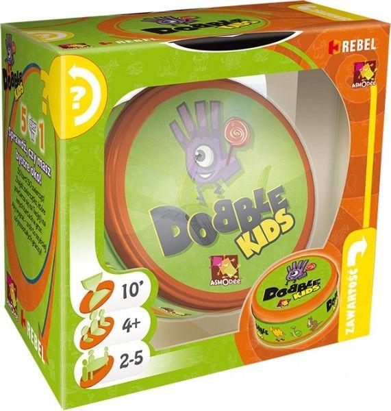 Gra Dobble Kids REBEL