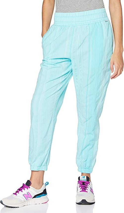 Hurley Damskie spodnie W Sunset Beach Jogger niebieski Light Aqua/Obsidian M