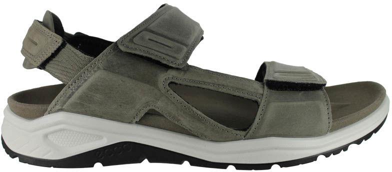 Sandały męskie ECCO X-Trinsic szare88061401375