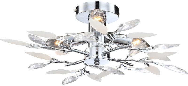 Globo VIDA 63160-3 plafon lampa sufitowa chrom 3xE14 45cm