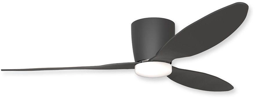 Lampa z wiatrakiem VENETI CCT + REMOTE CONTROL