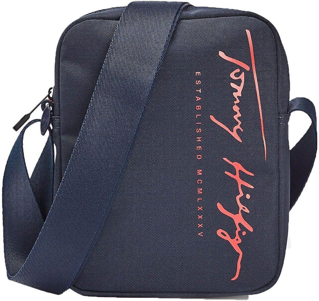 Saszetka torebka listonoszka Tommy Hilfiger - AM0AM06393-CJM - AM0AM06393-CJM