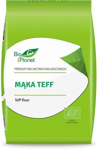 Mąka teff BIO 400 g Bio Planet