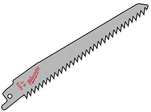 MILWAUKEE Brzeszczot Szablasty 150mm 1075 1szt. 48001075
