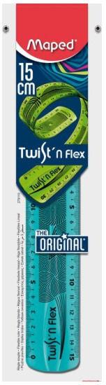 "Linijka niełamliwa 15cm TWIST""N FLEX MAPED 279110"