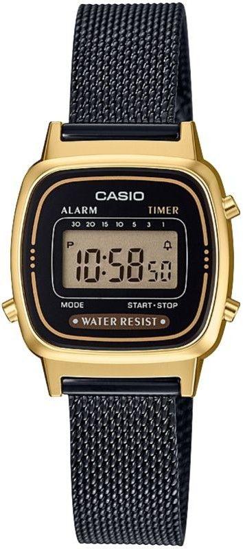 Zegarek Casio LA670WEMB-1EF - CENA DO NEGOCJACJI - DOSTAWA DHL GRATIS, KUPUJ BEZ RYZYKA - 100 dni na zwrot, możliwość wygrawerowania dowolnego tekstu.