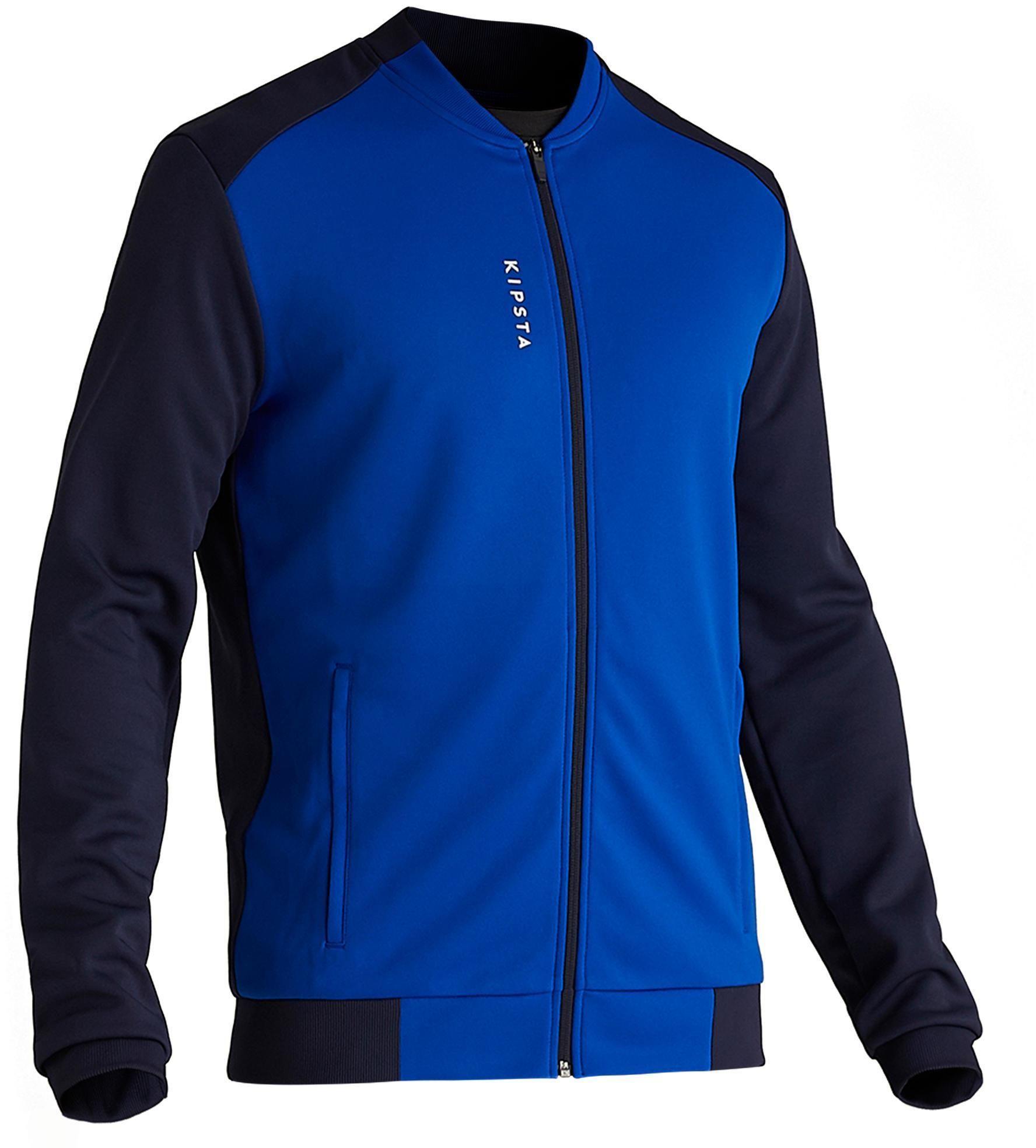 Bluza piłkarska dla dorosłych Kipsta T100