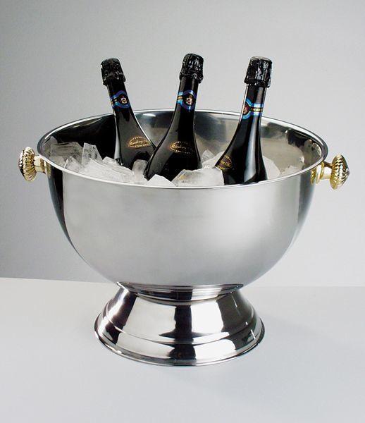 Misa do szampana ze stali nierdzewnej 20L śr. 420c(H)280mm