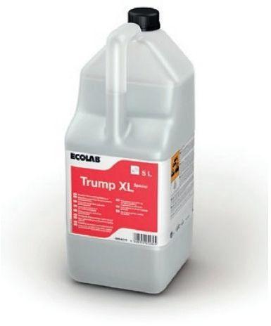 Trump XL Special ECOLAB 5L - Płyn do mycia naczyń w zmywarkach przemysłowych