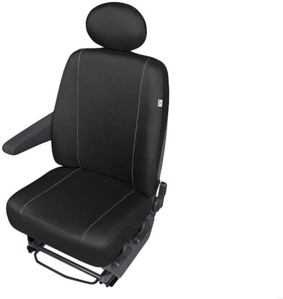 Pokrowiec na przedni fotel Solid DV1