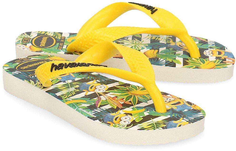 Havaianas Minions - Japonki Dziecięce - 4133167 4605 - Żółty