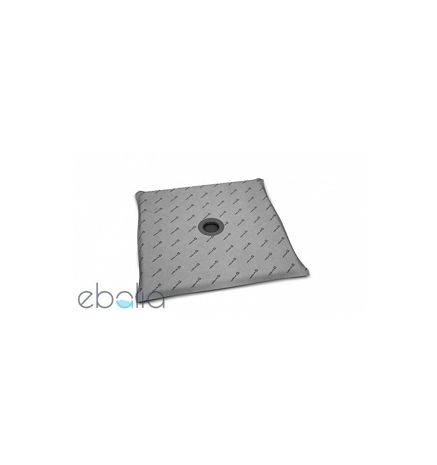 Kwadratowy brodzik podpłytkowy (5CK1010 + 5K01)