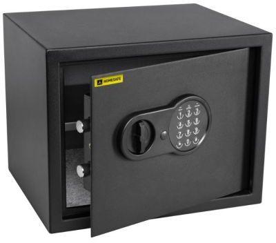 Sejf domowy, biurowy HV30EE z zamkiem elektronicznym