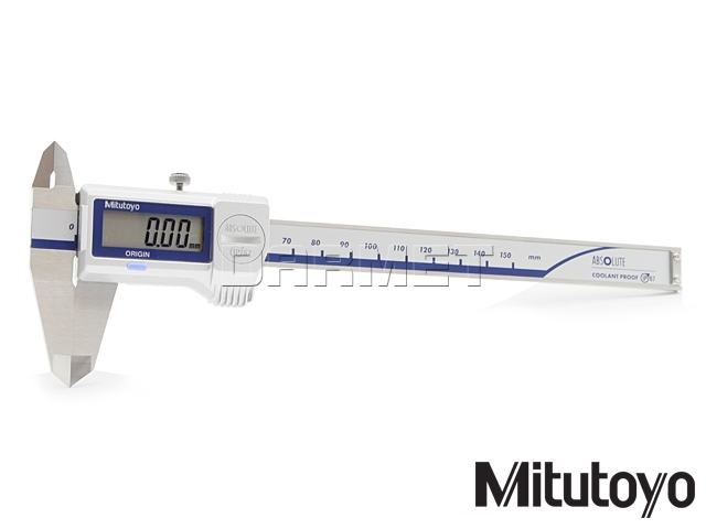 Suwmiarka elektroniczna 150 mm IP67 wodoodporna - MITUTOYO 500-706-20