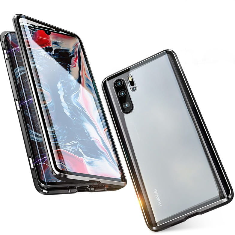 Etui Magnetic 360 Case do Huawei P30 Lite