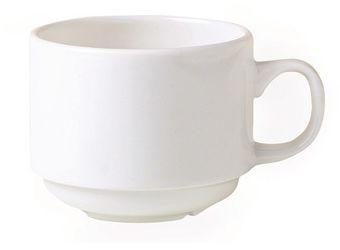 Filiżanka porcelanowa sztaplowana MONACO