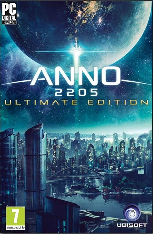 Anno 2205 Ultimate Edition (PC) klucz Uplay