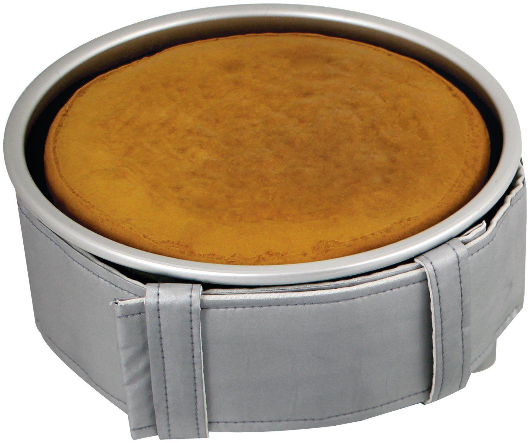 PME Poziomy pas do pieczenia do 10 cm głębokich okrągłych i kwadratowych patelni