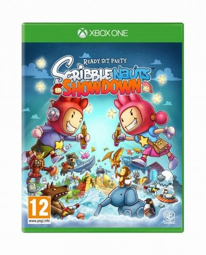 Scribblenauts Showdown XOne