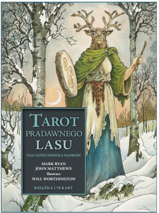 Tarot Pradawnego Lasu (wydanie polskie)