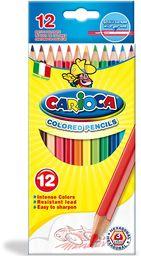 Carioca  pudełko z 12 ołówkami A3000012)