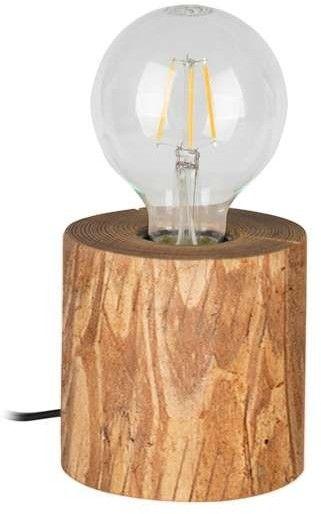 Trabo Table lampka stołowa 1-punktowa sosna bejcowana 76911151