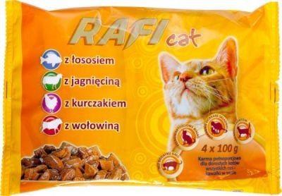 Rafi Kot Cat Mix 4x100g