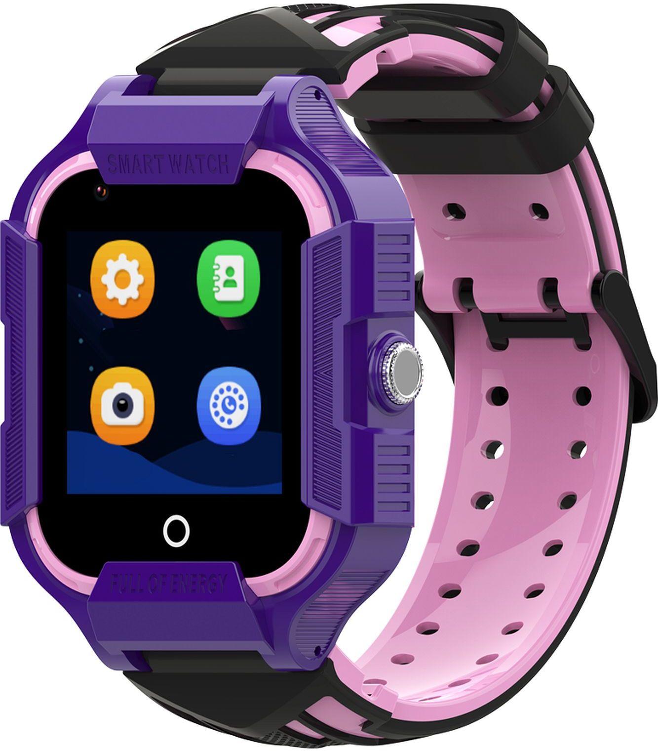 Smartwatch dziecięcy Garett Kids Bloom 4G RT