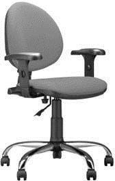 Fotel Biurowy Nowy Styl SMART R3K2-NS ST01-CR