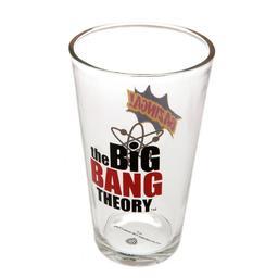 Teoria wielkiego podrywu - duża szklanka