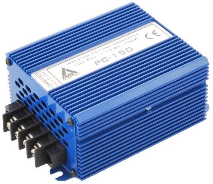 Przetwornica napięcia 10 30 VDC / 24 VDC PC-150-24V 150W IZOLACJA GALWANICZNA