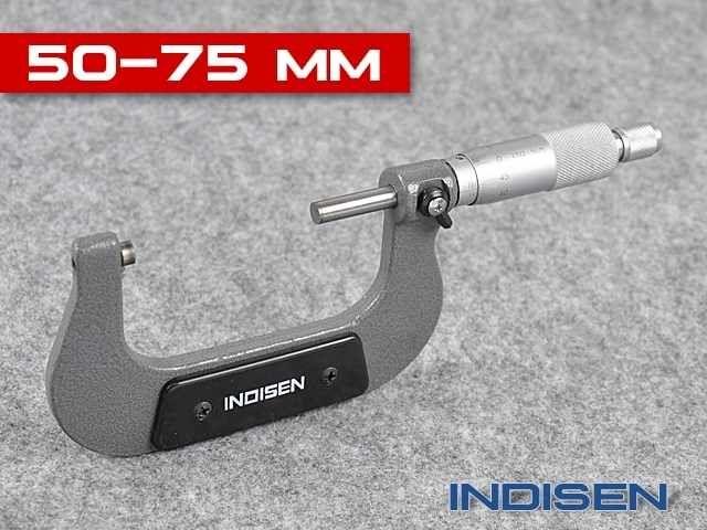 Mikrometr zewnętrzny 50-75MM - INDISEN (2322-5075)