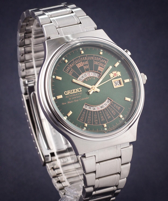 Zegarek męski Orient Automatic Multi-Year Calendar