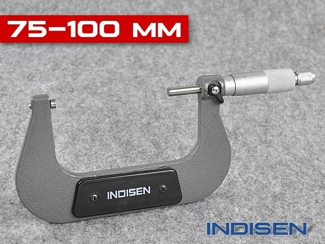Mikrometr zewnętrzny 75-100MM - INDISEN (2322-7510)