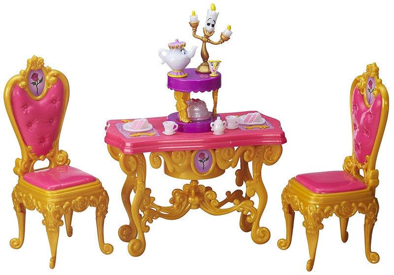 Hasbro Disney Princess - Herbaciany salonik Belli B5310 B5309