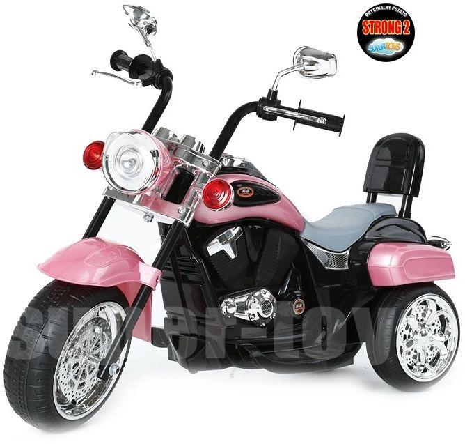 MOTOR CHOPPER Z OPARCIEM, WARKIEM SILNIKA/TR1501