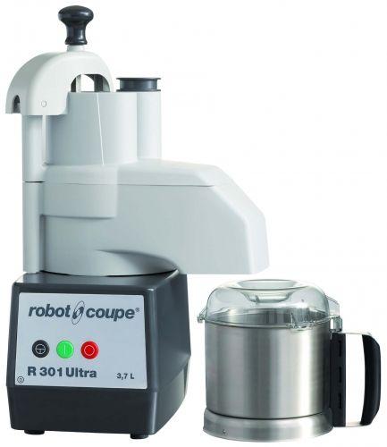 Robot Wielofunkcyjny R301 Ultra Szatkownica Cutter-Wilk Stal Nierdzewna