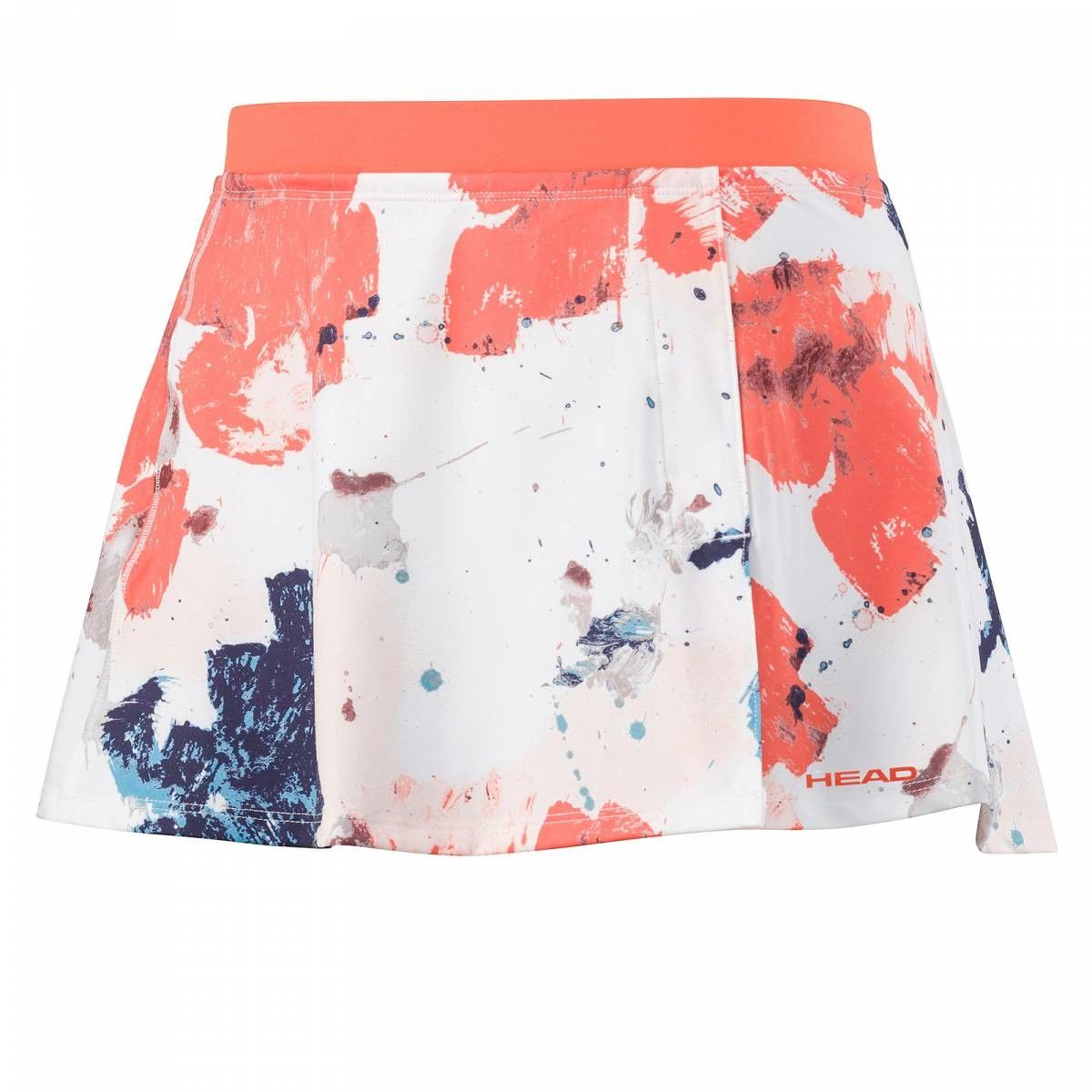 Head Vision Graphic Skirt W - coral 814487-CO