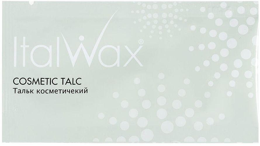 Talk kosmetyczny bezzapachu ItalWax 3g PO DEPILACJI