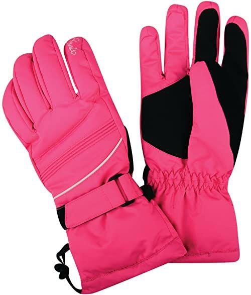 Dare2B damskie rękawiczki Summon II Cyber Pink L