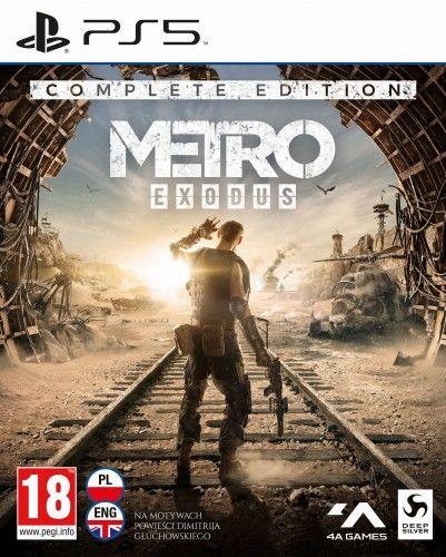 Metro Exodus Edycja Kompletna PS 5