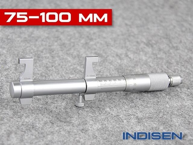 Mikrometr wewnętrzny 75-100MM - INDISEN (3320-7510)