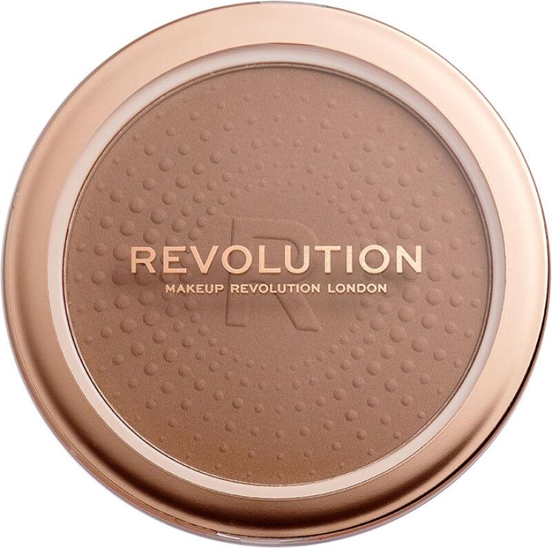 MAKEUP REVOLUTION - Mega Bronzer - Bronzer do twarzy - 01 - COOL