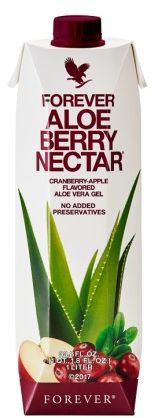 Sok Aloesowy o smaku jabłkowo-żurawinowym - Forever Aloe Berry Nectar