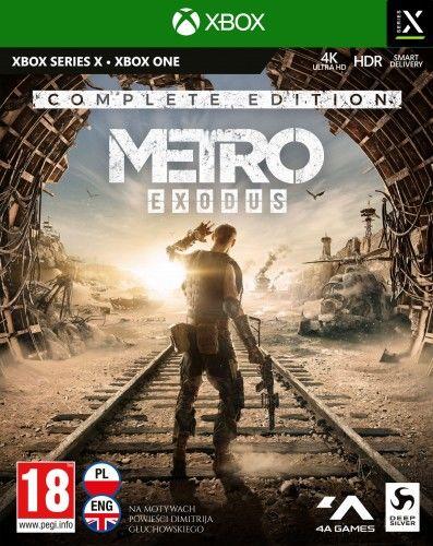 Metro Exodus Edycja Kompletna XSX