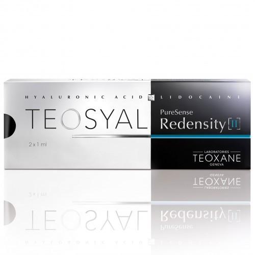 Teosyal Redensity [II] z lidokainą (1 ml)